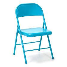 teal blue furniture. Novogratz All Steel Folding Chair, 2 Pack, Multiple Colors Teal Blue Furniture