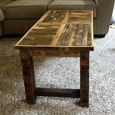 diy pallet sofa table. Coffee Table Diy Made Of Oak Pallets 101 Pallet Ideas Wood Furniture Sofa T
