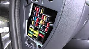 renault clio 2 interior fuse box location renault clio 2 interior fuse box location