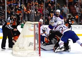 We were trying to block the shot and it goes off our stick and in. Ducks Take Improbable Series Lead With Game 5 Win Over Oilers The Star
