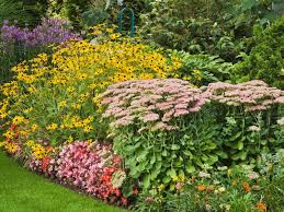 Small Picture Garden Room Gardens Garden borders and Flowers