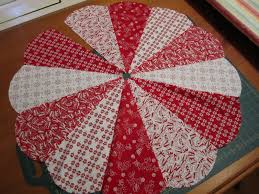Christmas Tree Skirt Pattern Custom 48 Free Quilted Christmas Tree Skirt Patterns Guide Patterns