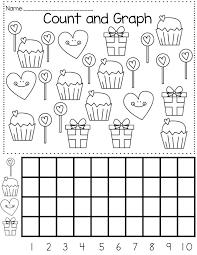 Valentine S Day Math Worksheets Kindergarten Free Thanksgiving ...