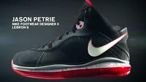 Jason Petrie Shoe Designer Nike Lebron 8 Breakdown By Jason Petrie