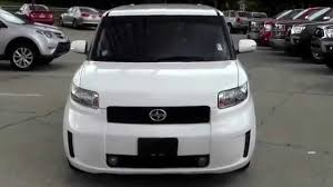 Limbaugh Toyota - 2008 Scion XB White - YouTube