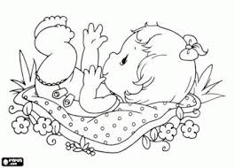 Small Picture New Baby Girl Coloring Pages Coloring Pages