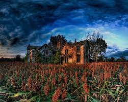Free download Abandoned farm house ...