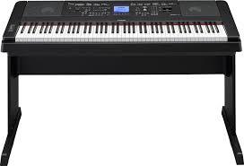 yamaha 88 key digital piano. amazon.com: yamaha dgx-660 88-key weighted action digital grand piano premium with matching stand, black: musical instruments 88 key r