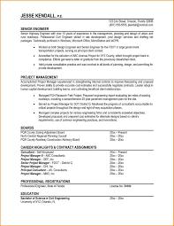 8 Free Engineering Resume Templates Skills Based Resume