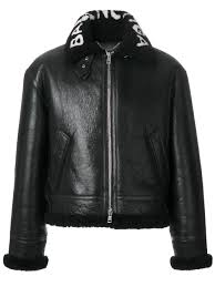 w2c anyone know where to cop this balenciaga shearling leather er jacket