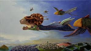 Surreal Paintings Surrealism Paintings By The Artist Carlo Salomoni Italy