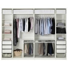 Wardrobes Without Doors  PAX System  IKEAIkea Closet Organizers Pax