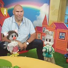 tv shows 2016 kids. former world heavyweight champion nikolai valuev has made the surprising career switch to children\u0027s tv tv shows 2016 kids
