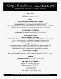Cosmetology Resumes Template Unique Resume For A Cosmetologist Free Template Cosmetology Resume Format