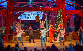 Hatfield And Mccoy Christmas Disaster Dinner Show In Pigeon