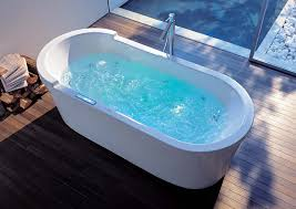 duravit starck oval freestanding air tub