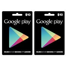 google play gift card redeem codes