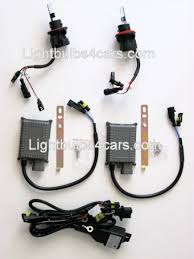 nissan replacement bulb guide h13 bi xenon hid conversion kit
