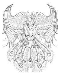 Drawings Of Phoenix 24 Best Fire Phoenix Drawing Tattoo Images Phoenix Tattoo Design