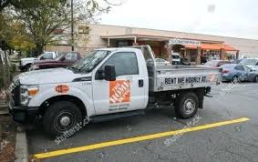 Rent A Pickup Truck Home Depot A Pickup Truck Available For Hourly ...