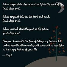 Confused About Life Quotes Simple When Confused To Choose R Quotes Writings By Payal Modi