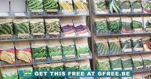 garden freebie free organic vegetable seeds by mail