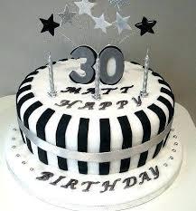 Cake Decorations For Mens Birthdays Birthday Ideas Easy Simple