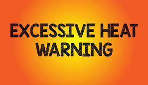 Excessive Heat Warning - Humane Society ...