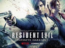 Resident Evil: Infinite Darkness Season ...