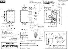 noco shop albright v dc motor reversing contactor model dc182b 537t dc contactor dimensions