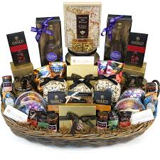 thank you kosher gift baskets by yachad gifts
