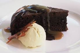 chocolate cake with vanilla ice cream. Beautiful Cake Valli Littleu0027s Chocolate Brownie Cake With Icecream And 2 Sauces Intended Chocolate Cake With Vanilla Ice Cream