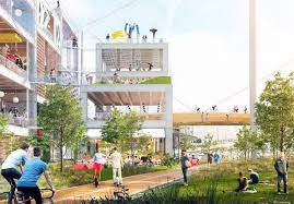 new google office. Perfect New VIDEO Googleu0027s New California Headquarters Is A Greenhouse Utopia By BIG  And Heatherwick  Inhabitat  Green Design Innovation Architecture  On New Google Office O