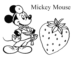 Small Picture Mickey mouse coloring pages for kids ColoringStar