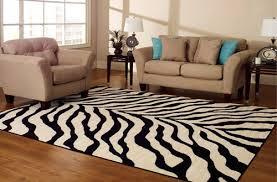 best choice of zebra print rugs hometrends com