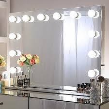 light stage large beauty mirror