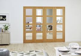 how do internal bi fold doors work