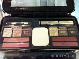 dior collection voyage cannage couture collection all over makeup palette
