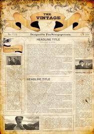 Harry Potter Newspaper Template Daily Prophet Newspaper Template Google Docs