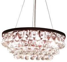 3 tier clear murano glass teardrop chandelier 20 wx10 h