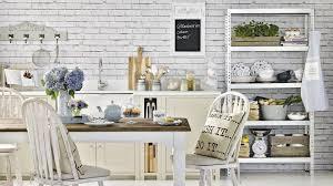 Moderne Küche Dekoration – Weiße Landhausküche