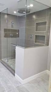 bathroom space we upgraded this 1980 s style bathroom to a modern design we d love
