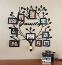 Picture Frame Amazing Ideas Family Tree Picture Frame Wall Hanging Bold  Home In Wrought Iron Family Tree ...
