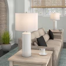 Beachcrest Home Heming 25 Table Lamp Reviews Wayfair