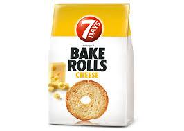 Bake Rolls 7days