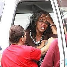 Mom is slain saving son, 9