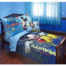 disney mickey mouse bedding set comforter sheets toddler bed baby crib mattress baby mickey crib set design