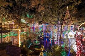 Christmas Lights Branson Mo These 7 Christmas Light Displays In The Ozarks Are