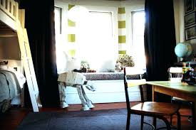 bay window bed sofa for windows trendy kids bedroom decorating ideas sofas design