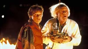 Stranded in 1955, marty mcfly learns about the death of doc brown in 1885 and must travel back in time to save him. Zuruck In Die Zukunft So Sehen Marty Mcfly Doc Brown Heute